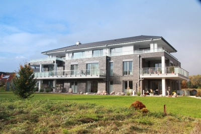 Neubau einer Wohnanlage mit 5 Wohneinheiten und einer Tiefgarage