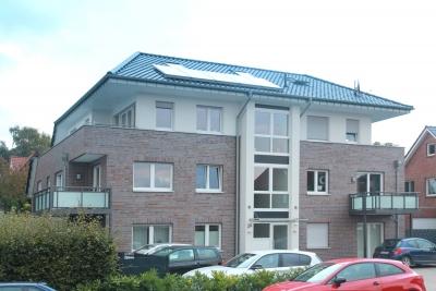 Neubau eines Mehrfamilienhauses