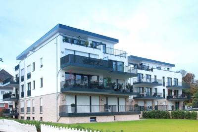 Neubau einer Wohnanlage mit 30 Wohneinheiten